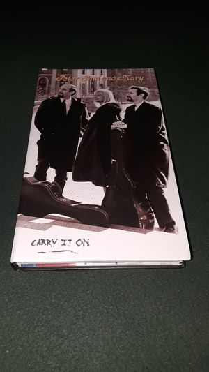 Peter, Paul and Mary - Carry it on - 4 CD, 1 DVD Set. for Sale in Los Angeles, CA