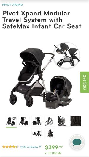 Evenflo double seat and rider board Stroller ASAP!!! for Sale in Pasadena, TX