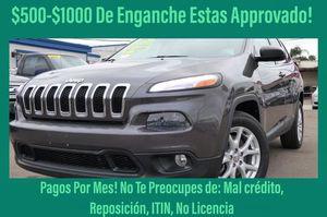 2014 Jeep Cherokee for Sale in Escondido, CA