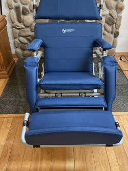 Convertible Patient transfer chair for Sale in Worthington,  WV