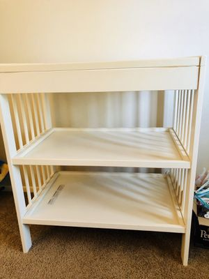 Baby Channing table excellent condition! Baby changing table for Sale in Riverside, CA
