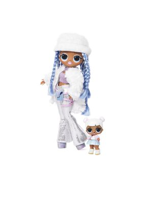 L.O.L. Surprise! O.M.G. Winter Disco Snowlicious Fashion Doll & Sister LOL OMG for Sale in Ellicott City, MD