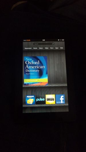 Amazon kindle for Sale in Las Vegas, NV