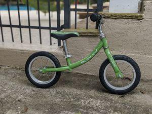 Balance Bike - Burley MyKick - kid / child first bike for Sale in Taylor Lake Village, TX