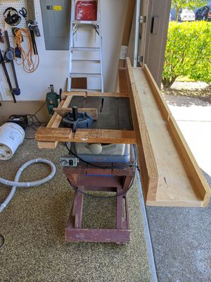 8 inch Craftsman Table Saw for Sale in Aurora, OR