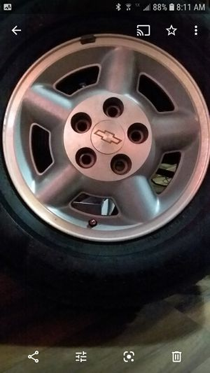 Chevy Blazer rims for Sale in Stanley, NC