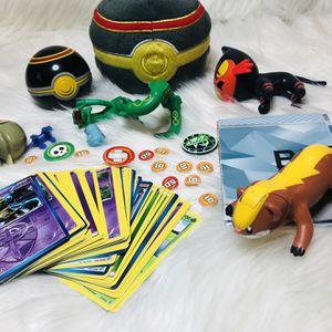 Pokémon Toy Lot for Sale in Largo, FL