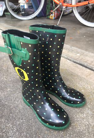 Rain boots for Sale in Portland, OR