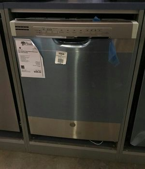 NEW! GE Stainless Steel Dishwasher w/ Steam Cleaning for Sale in Gilbert, AZ