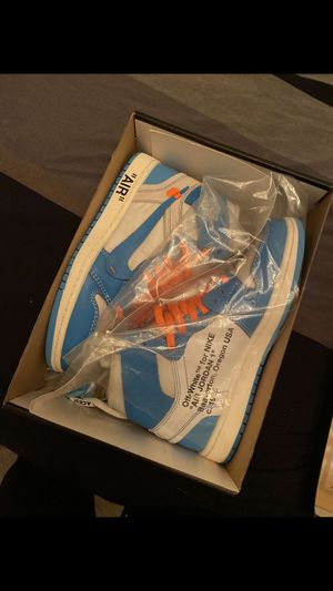 Off-White Retro Jordan 1's for Sale in Belleville, MI