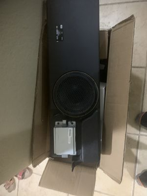Factory F150 Subwoofer 2005 for Sale in Fresno, CA