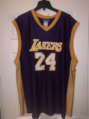 Kobe 24 Jersey for Sale in Rancho Cucamonga, CA