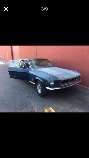 1968 Mustang for Sale in San Diego, CA