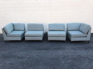 West Elm modular sectional for Sale in Chamblee, GA