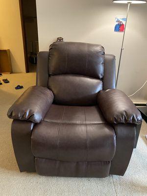 Recliner Sofa Set for Sale in Bellevue, WA