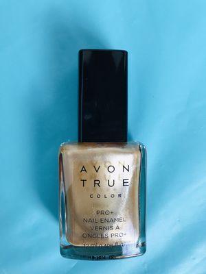 AVON TRUE Color Nail Polish Gold for Sale in Alexandria, VA