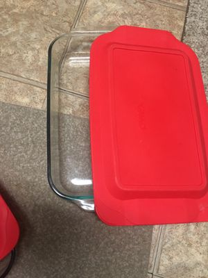 Pyrex glass ware oven safe for Sale in Langhorne, PA