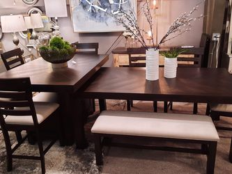 6 Piece Dining Set (Modern Home Furniture ) for Sale in undefined