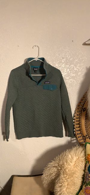 Patagonia Quilted Pullover for Sale in Vista, CA