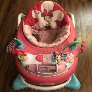 Disney Baby Minnie Mouse Walker for Sale in Fort Belvoir, VA