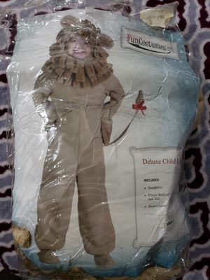 Kid's Halloween costume size S (Lion) for Sale in Baldwin Park, CA