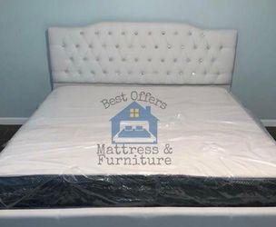 MATTRESS BED SALE- COLCHONES NUEVOS/MATTRESS BED FULL SIZE, MATTRESS BED QUEEN SIZE, MATTRESS BED KING SIZE, MATTRESS BED TWIN SIZE, PILLOWTOP. for Sale in Miami,  FL