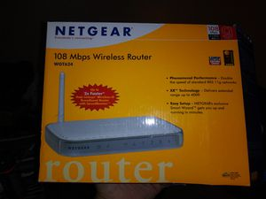 Routers Netgear & D Link for Sale in Las Vegas, NV