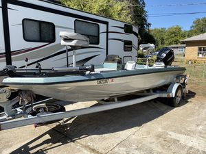 1990 champion bass boat 150 mercury for Sale in Arlington, TX