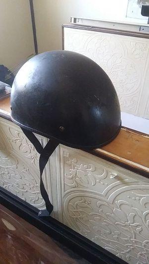Black Half Shell Motorcycle Helmet XXl for Sale in Denver, CO