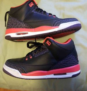 Jordan 3 crimson GS for Sale in Frederick, MD