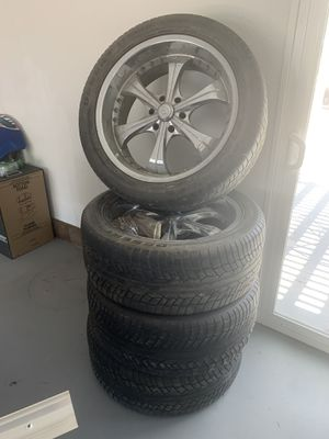 Scarface 22-inch rims for Sale in Fresno, CA
