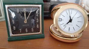 Two antique clock for Sale in Union Park, FL