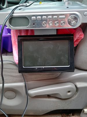 Portable tv / radio player to hook up underneath your kitchen cabinets. Works great for Sale in Mansfield, OH