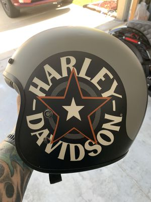 Men's Harley Davidson Helmet for Sale in Clermont, FL
