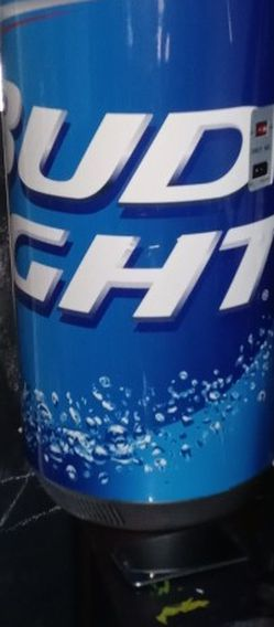 Bud Light Can And Cool Er Dispenser for Sale in Tacoma,  WA