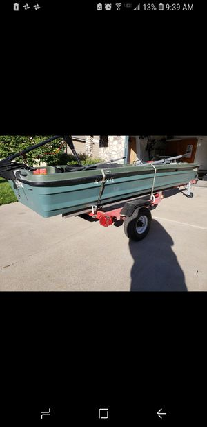 Fishing boat & trailer for Sale in Aurora, CO