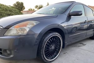 2009 Nissan Altima 4 cylinder for Sale in Victorville, CA