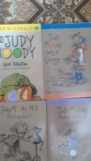 Judy Moody books for Sale in Castro Valley, CA