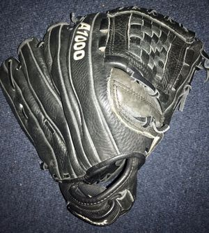 "Wilson a1000 baseball glove 12 1/2"" for Sale in Lomita, CA"