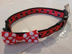 Disney Tails Minnie mouse collar for Sale in Corona, CA