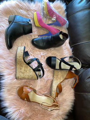 Shoes and women's clothes! for Sale in Fresno, CA