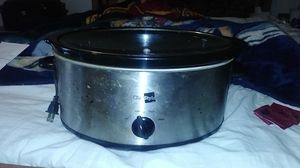 Chefstyle crock pot for Sale in San Antonio, TX