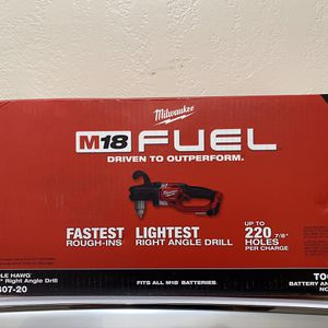 M18 FUEL HOLE HAWG 1/2 ( NO BATTERY NO CHARGER ) for Sale in Dallas, TX