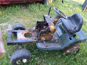 Craftsman riding lawn mower body for Sale in Whitesburg, GA