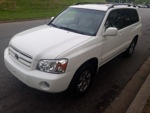 2007 Toyota highlander for Sale in Edgewood, MD
