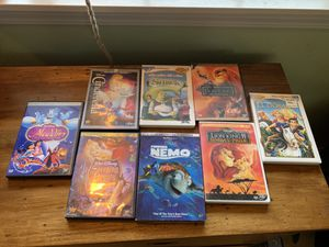 Walt Disney movies for Sale in Portland, OR