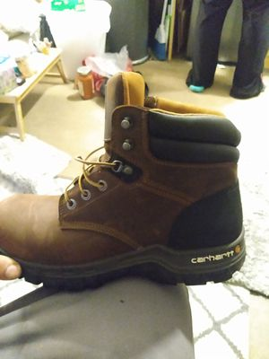 Bran new Carhartt work boots size 12 for Sale in Seattle, WA