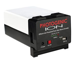 Photogenic ION Lithium-ion Pure Sine Wave Inverter System for Sale in Nashville, TN