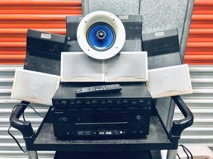 Bose, Pioneer, Yamaha, Niles Audio Bundle for Sale in Newark, NJ