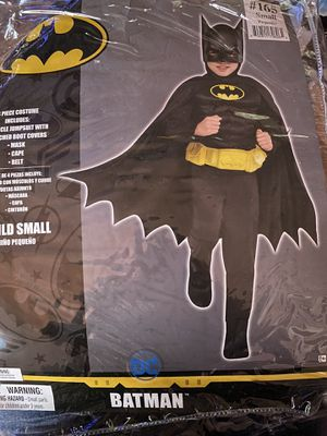 Batman Halloween costume for Sale in Los Angeles, CA